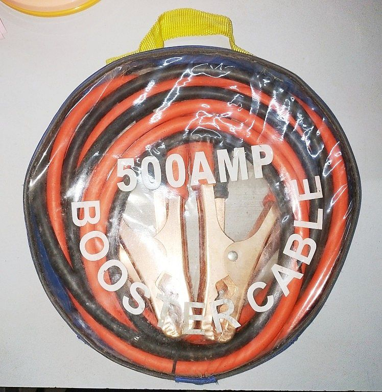 KABEL - CABLE JUMPER 500 A