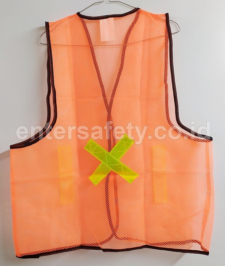 ROMPI SAFETY JARING ORANGE GOSAVE