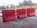 ROAD BARRIER MERK COOL MONKEY STRIP 3 / TYPE 2